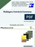 Modelagem e Controle de Conversores