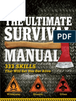 95708230 the Ultimate Survival Manual