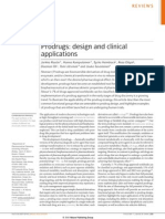 Prodrugs_ Design and Clinical Applications