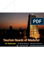 Tourism Needs of Madurai