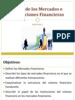 Capitulo 1 Papel de Los Mercados e Instituciones Financieras