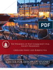 The Weakness of Post-Communist Civil Society Reassessed