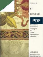 Tissus Et Liturgie Mouzon 19930001