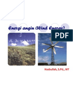 Energi Angin (Wind Energy)