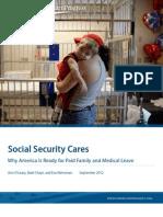 Social Security Cares