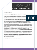 Triathlon Clinics Zuid Oost Drenthe