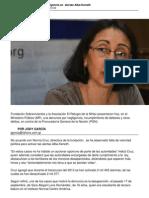 Denuncian a PGN por negligencia en Alertas Alba-Keneth