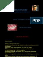 Origen y evolución de la Ortodoncia.