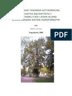Actinorhizal Casuarina
