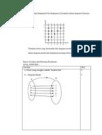 Relasi Dari Himpunan P Ke Himpunan Q Disajikan Dalam Diagram Cartesius Berikut