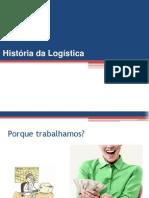 História da Logística e Introdução