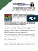 (Re) Evolution in HR Stratgies - Power Sector