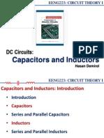 EENG223 Ch06 Capacitors&Inductors