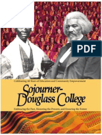 Sojourner-Douglass College 40th Anniversary Viewbook