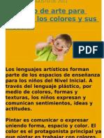 Proyecto de Mezcla de Colores 3