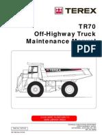 Manual de Servicio TR70 2006