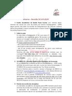 Informe - Reunião DCJUR 25-09