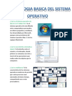 Terminologia Basica Del Sistema Operativo