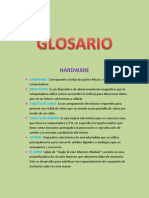 Glosario de Hardware y Software
