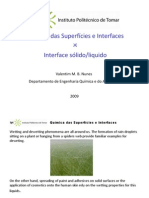MTQ Interface Solido Liquido