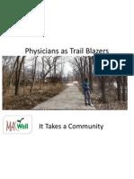 Physician Role Community Wellness