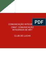 CIM47 Club Lucha