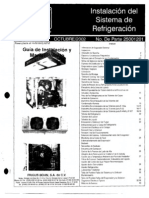 Montaje Equipo Refrigeracion Bohn