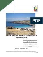 metodología y marco conceptual Imagen turistica