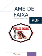 APOSTILA JUDÔ PARA EXAME DE FAIXA