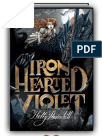 Iron Hearted Violet by Kelly Barnhill, illustrated by Iacopo Bruno