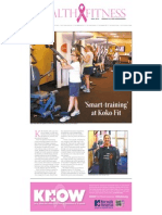 Fall 2012 Health & Fitness • Hersam Acorn Newspapers