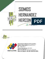 2 Encuesta Nacional Hernandez Hercon Sep 2012