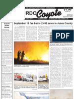 Murdo Coyote, September 27, 2012
