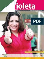 Revista Violeta No. 8 | Elecciones 2012