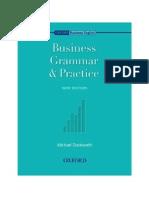 Business Grammar & Practice (New Edition)