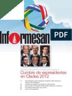 Boletin InformESAN Nº209 Julio-Agosto 2012
