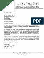 Carta Gobernador -Julio 10,2012