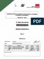 25423-220-V24-W000-05470r002 Memoria Descriptiva