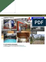 Company Profile PT. Arthamedia Kreasindo