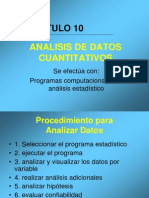 Capitulo 10 Sampieri 2008 Analisis de Datos Cuantitativos
