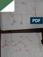 Instalaciones I (FAMA) Croquis Explicativo (Gas) de Walter Lopez