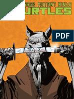 Teenage Mutant Ninja Turtles #14 Preview