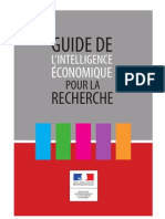 2012 03 15 Guide IE de La Recherche D2IE