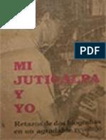 Libro Mi Juticalpa y Yo