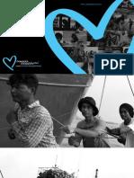 CAMPAÑA CORAZON AZUL, contra la trata de personas -UNODC-
