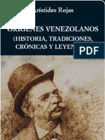 Origenes Venezolanos - Aristides Rojas