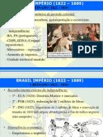 Brasil Império - I Reinado (1822-1831)