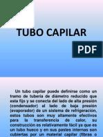 Tubo Capilar