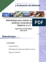 metodologapararealizarauditorasdesistemascomputacionales-120503180723-phpapp01