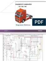 VOLVO VNL DIAGRAMAS ELECTRICOS COMPLETOS.pdf | Truck | Transmission  (Mechanics) | Volvo Vnl Truck Wiring Diagrams Low Air |  | Scribd